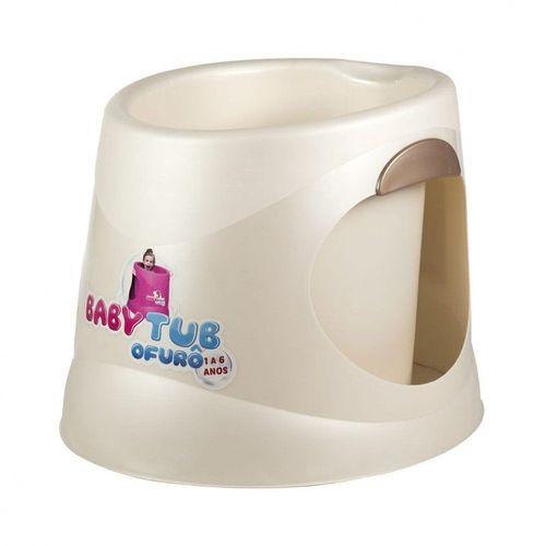 Banheira Infantil Ofurô Perola Baby Tub
