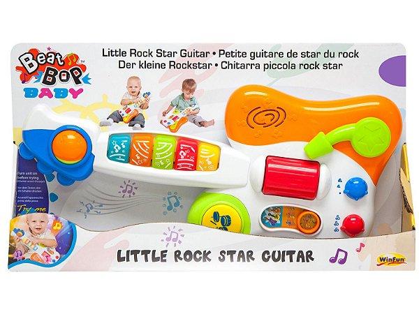 GUITARRA BABY ESTRELA ROCK YESTOYS