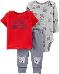 CONJUNTO LITTLE DOG CHILD OF MINE BY CARTER'S