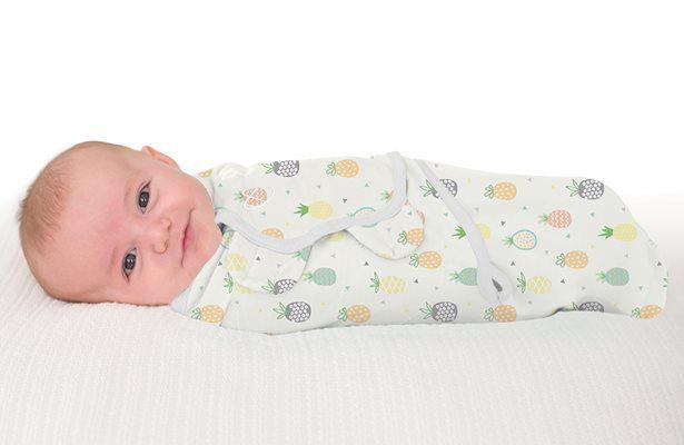 KIT COM DOIS CUEIROS SWADDLEME ORIGINAL SUMMER INFANT