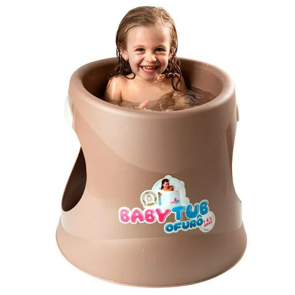 BANHEIRA OFURÔ OURO APLLE BABY TUB