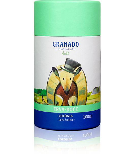 COLÔNIA ERVA-DOCE GRANADO