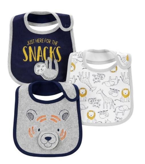 BABADOR SNACKS CHILD OF MINE BY CARTER'S