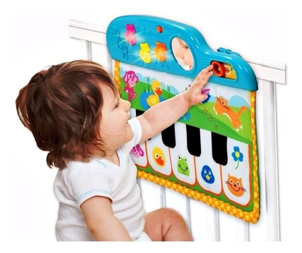 PIANO MUSICAL  DE BERÇO WINFUN