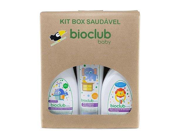 KIT BOX LIMPEZA BIOCLUB