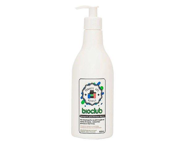 Detergente Para Eliminar Cheiros De Utensílios Bioclub