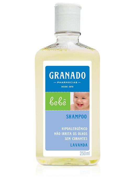 SHAMPOO LAVANDA GRANADO