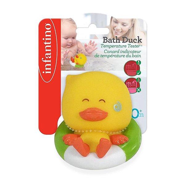 Termômetro Para Banheira Patinho Infantino