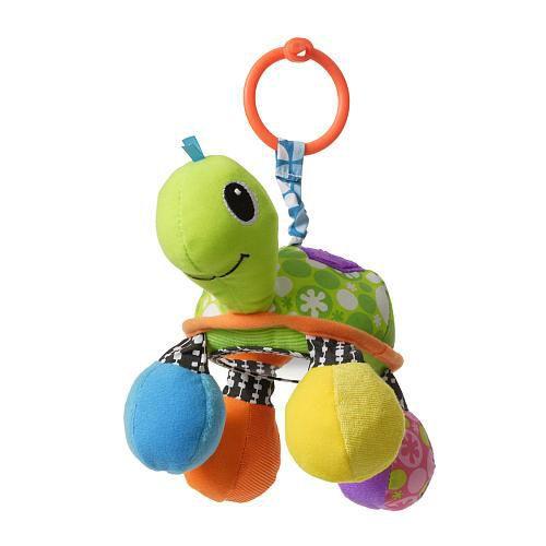 Mobile Tartaruga Topsy Com Espelho Verde Infantino