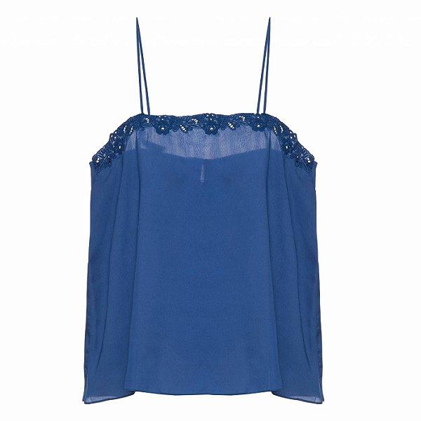 Regata Lili Azul Jeans