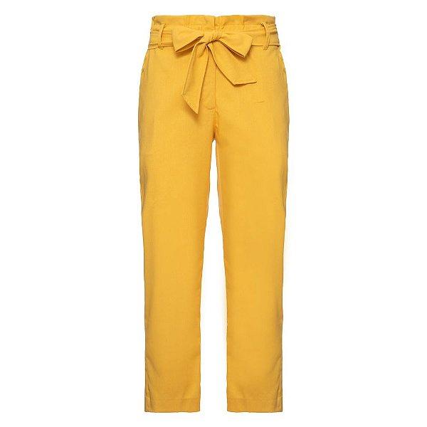 Calça Cecília Amarelo