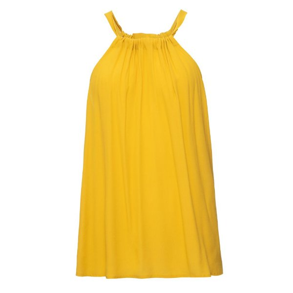 Regata Ana Amarelo