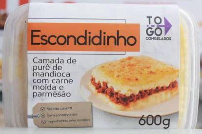 Escondidinho de Carne Moída 600g
