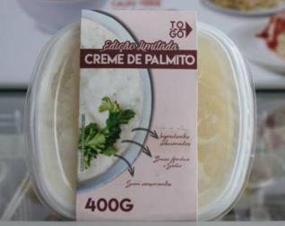 Sopa Creme de Palmito 400g