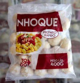 Nhoque Tradicional 400g
