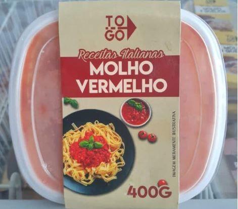 Molho Vermelho 400g