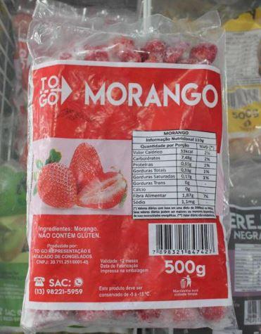 Morango 500g