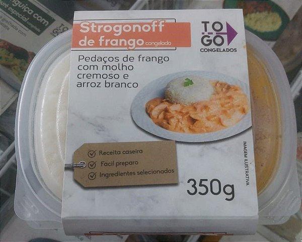 Strogonoff de Frango 350g