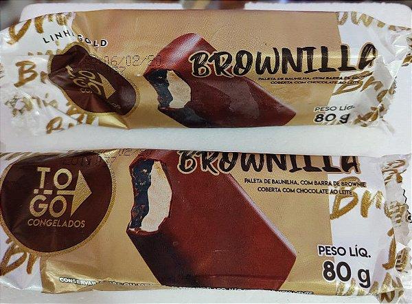 Paleta Premium Brownilla