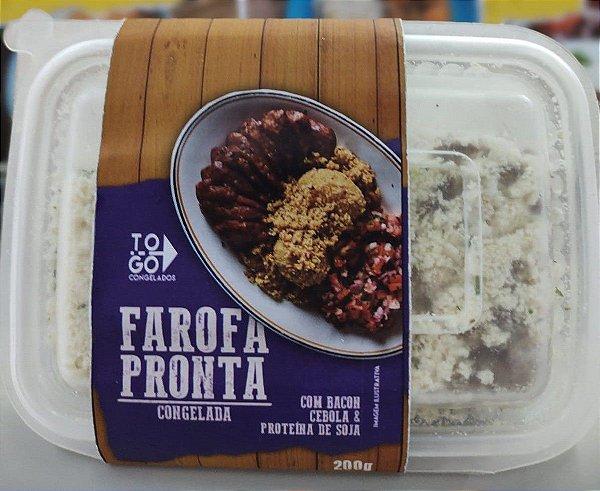 Farofa Pronta 200g