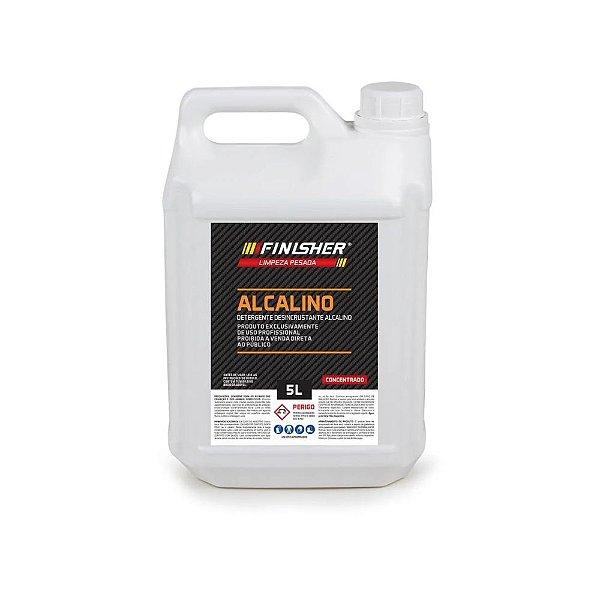 Desengraxante Alcalino 5 litros FINISHER