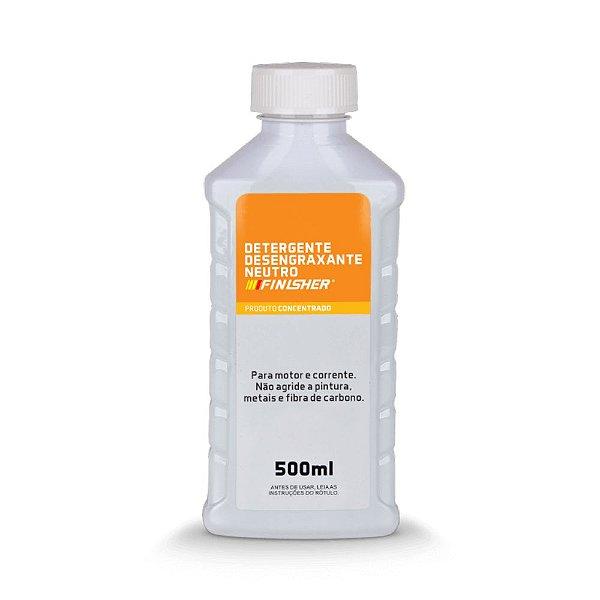 Detergente Desengraxante Neutro FINISHER 500ml