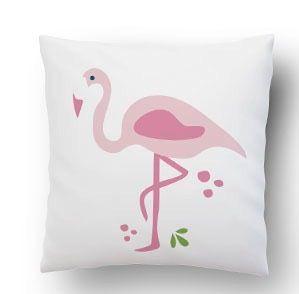 Almofada Flamingo Só