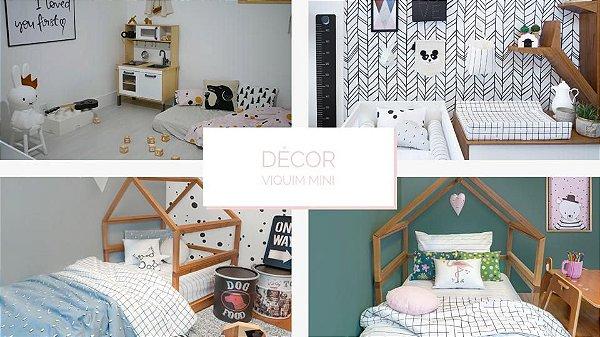 Projeto de interiores para quarto de criança (serviço)