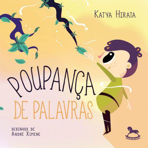 Poupança de Palavras - Katya Hirata