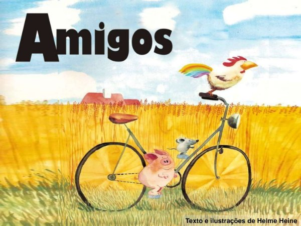 Amigos - Helme Heine