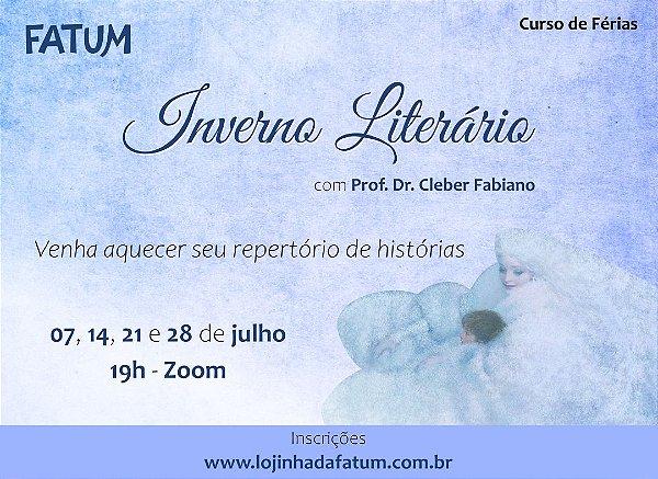CURSO DE FÉRIAS - INVERNO LITERÁRIO