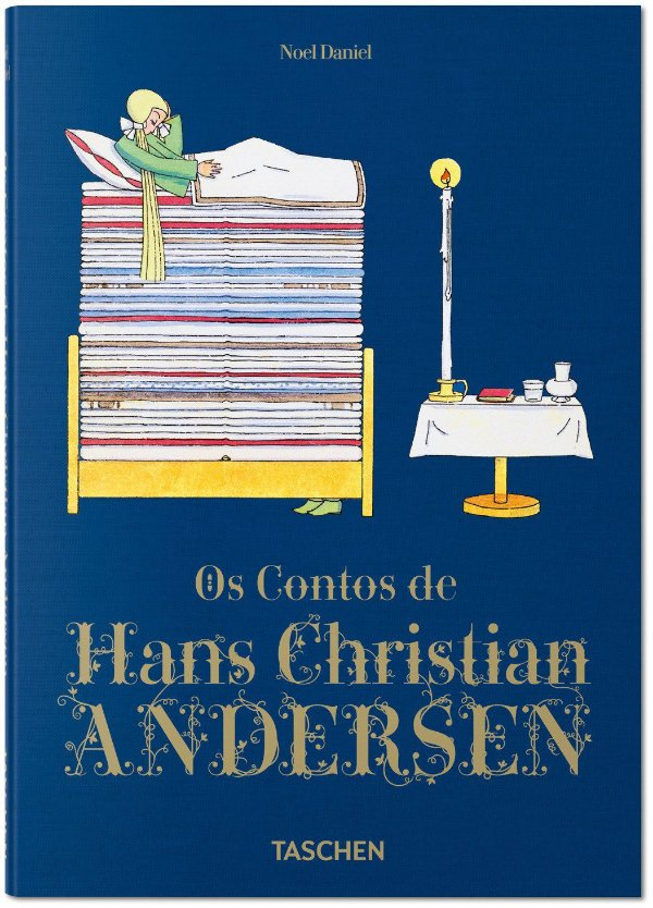 Os contos de Hans Christian Andersen