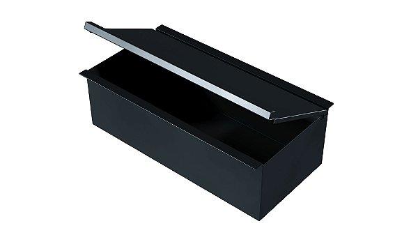 Container com tampa BLACK