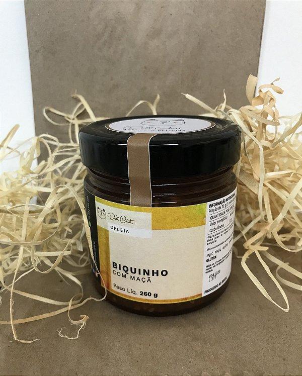 Geleia de Pimenta Biquinho com Maçã Artesanal Deli Chat 260 g