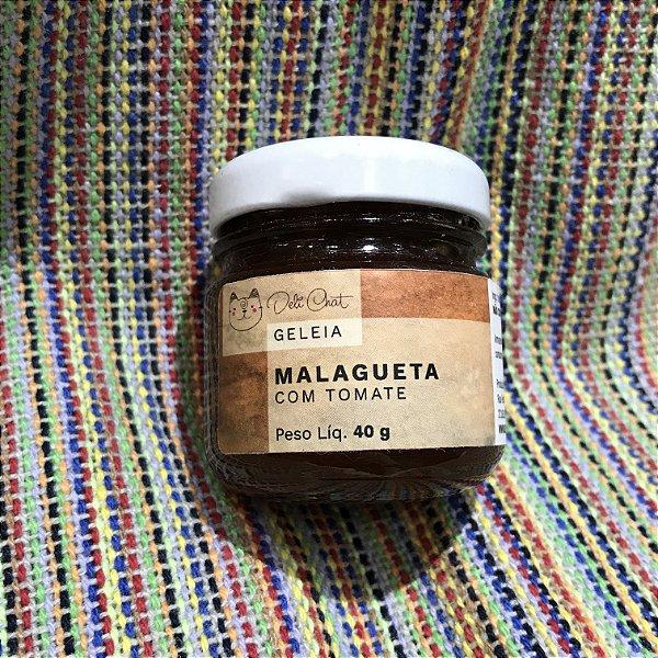Geleia Artesanal de Pimenta Malagueta Deli Chat 40 ml