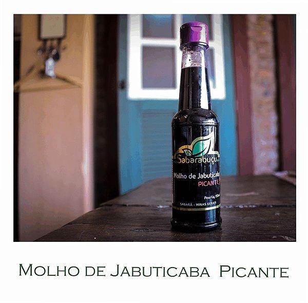 Molho de Jabuticaba Picante 150ml