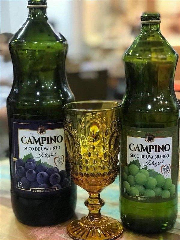 Suco de Uva Branco  Villa Campino 1000 ml