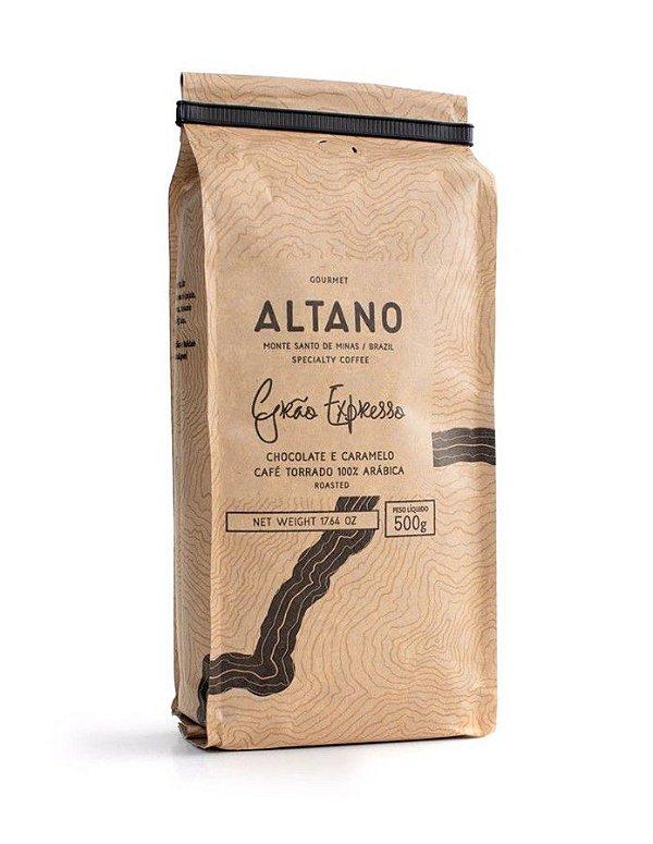 Café Altano Nota de Chocolate e Caramelo 250 GR