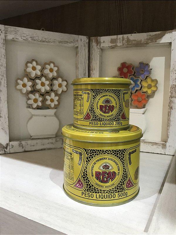 Manteiga Tipo Exportação com Sal 200 g