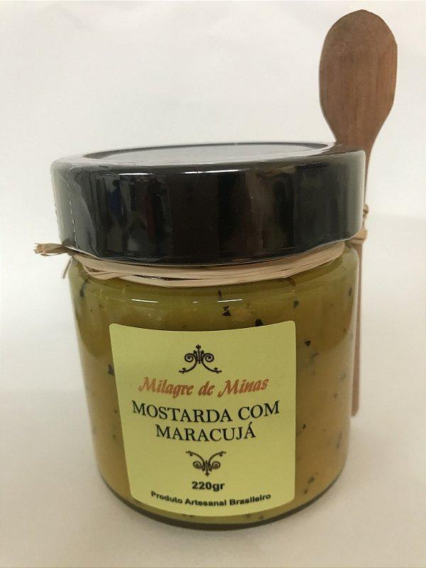 Mostarda de Maracujá