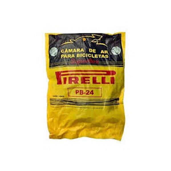 Câmara de Ar 24x1.3/8 PB Pirelli 32mm