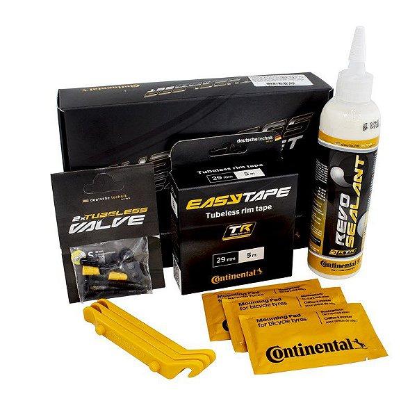 Kit Tubeless Continental Ready Set