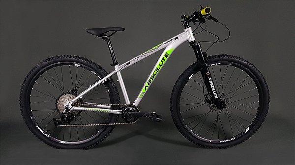 Bicicleta Absolute Wild 2.0 Suspensão com Trava no Guidão