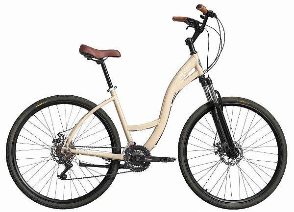 Bicicleta Aro 700 Blitz Comodo 21V