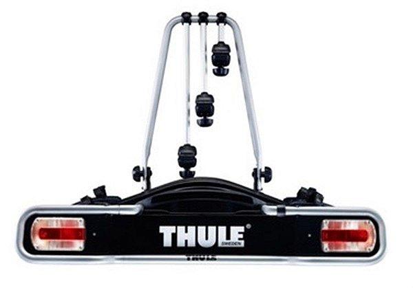 Suporte de carro Thule Euro Ride para 3 Bicicletas