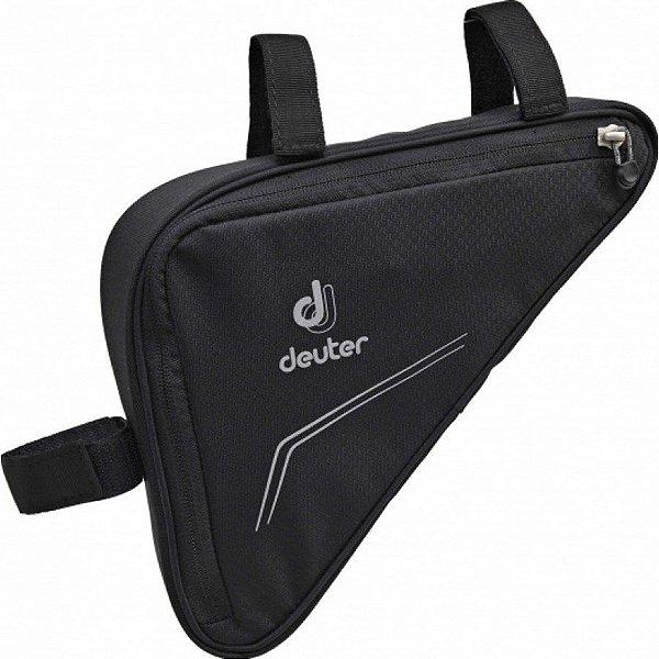 Bolsa de Quadro P/ Bicicleta - Traseira - Deuter Triangle Bag - Nylon - Preto