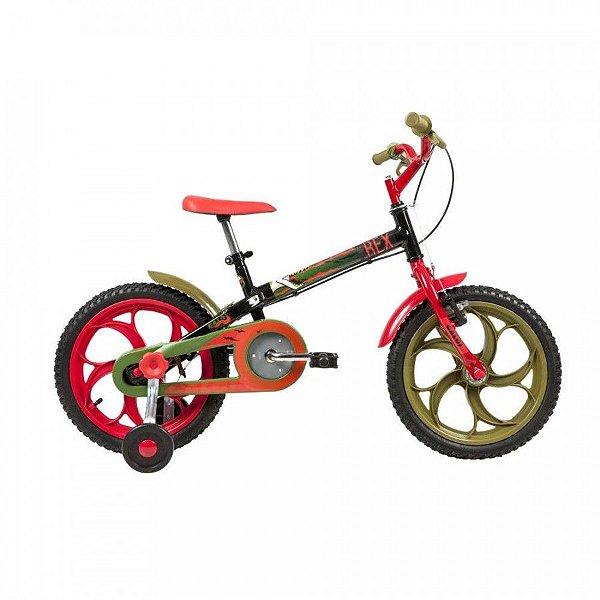 Bicicleta Infantil Caloi Power Rex Aro 16 2020
