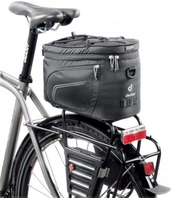 Alforge Deuter Top Rack Preto