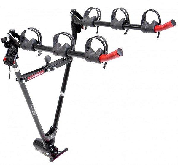 Transbike 3 Bicicletas para Bola de Engate com Rosca Altmayer (AL-164)