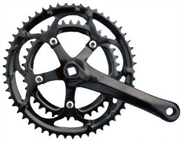 Pedivela Duplo Speed High One 53/39 Dentes 170mm